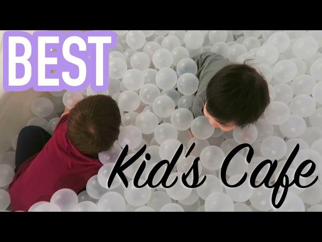KOREA DIARY THE BEST KOREAN Kid's Cafe~ ♥
