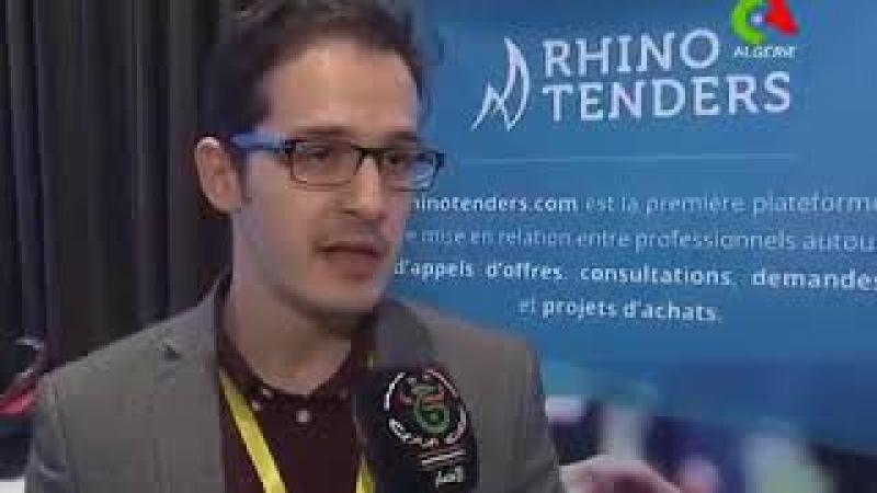 Algiers Startup Conference 2018 Intervention de