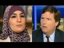 EPIC! Tucker Carlson SHRED Linda Sarsour To Pieces, She Didn't See This Coming
