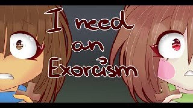 I Need An Exorcism meme undertale Frisk Chara