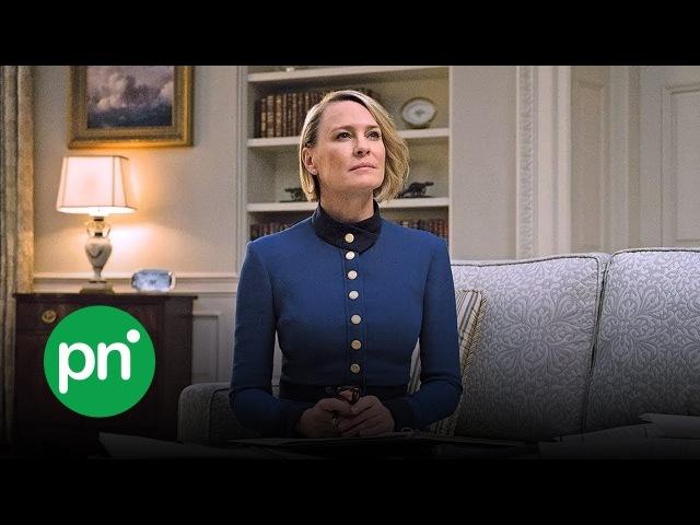 Сериал Карточный домик — тизер 6 сезон | serial House of Cards — teaser season 6 (2018)