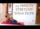 ALL LEVELS STRETCH YOGA FLOW   25-Minute Yoga Flow   CAT MEFFAN
