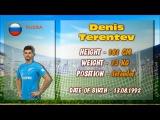 Terentev Denis (Goals, Assists, Passes, Shots, Tackling, Interceptions, Dribbling)