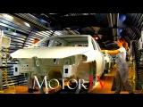 CAR FACTORY  VOLKSWAGEN GOLF 7 PRODUCTION l PAINTSHOP l Wolfsburg Plant (GER)