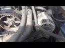 Ремень ГРМ после ~220 000км Волга ГАЗ 31105 Крайслер