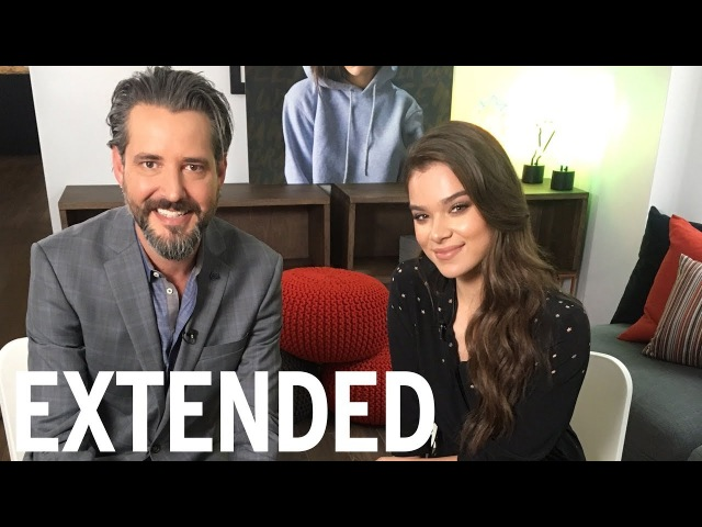 Hailee Steinfeld On Finding Confidence Family Support System EXTENDED