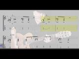Igor Presnyakov tabs - B.Y.O.B. - S.O.A.D. - tutorial