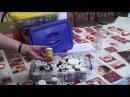 Торт Алиса в стране чудес (подготовка)
