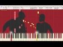 Курю - Ваенга Елена Ноты и Видеоурок для фортепиано piano cover