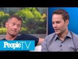 Taylor Kitsch, James Badge Dale &amp 'Only The Brave' Director Talk Bonding On Set &amp More  PeopleTV