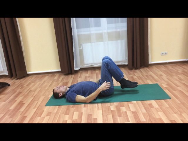 Упражнения при остеохондрозе и протрузии шейного, грудного и поясничного отдела