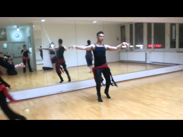 Randa Kamel El Toba Music Choreographie by Zadiel Sasmaz - Egyptian Classic Oriental Belly dance