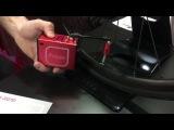 Fumpa and miniFumpa handheld tire inflator demonstration Interbike 2017