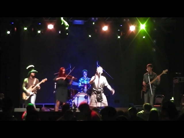 Scotch 'n' Beer Band - Mandalay - Live in Svoboda