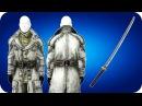 ★ Fallout 3 - Уникальное оружие Самурайский меч, Шинель генерала Чейза