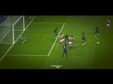 Фантастическая комбинация Арсенала | Abutalipov | vk.com/nice_football