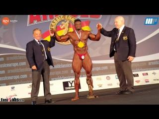 2017 Arnold Classic Europe: OverAll BIKINI & BodyBuilding