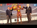 2017 Arnold Classic Europe: OverAll BIKINI BodyBuilding