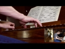 850 J. S. Bach - Prelude and Fugue in D major, BWV 850 [Das Wohltemperierte Klavier 1 N. 5] - Wim Winters, clavichord