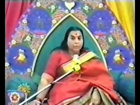 Лекции Шри Матаджи на Пасхальной Пудже 1991 2