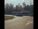 Электробус в Марьиной Роще