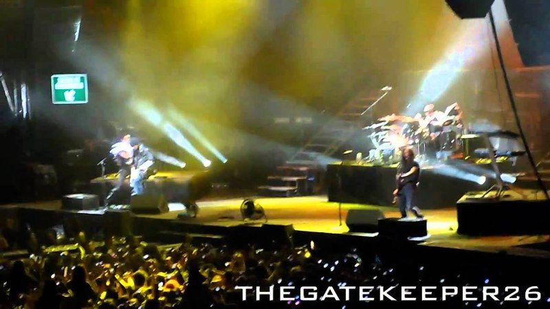 Tokio Hotel - Darkside of the Sun [Live in Mexico City 2010]