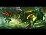 TMNT: Tournament Fighters Beyond [NES]. cherep vs Beethoven, решающий матч