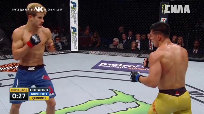 UFC Fight Night 120 Sage Northcutt vs. Michel Quinones