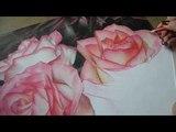 Как нарисовать реалистичные розы цветными карандашами  Realistic colored pencil drawing (Timelapse)