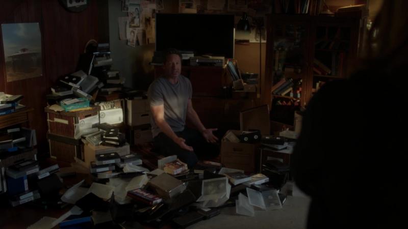 Отрывок 4-го эпизода 11-го сезона: Первый эпизод Сумеречной зоны Малдера
