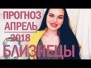 Гороскоп БЛИЗНЕЦЫ Апрель 2018 год Ведическая Астрология