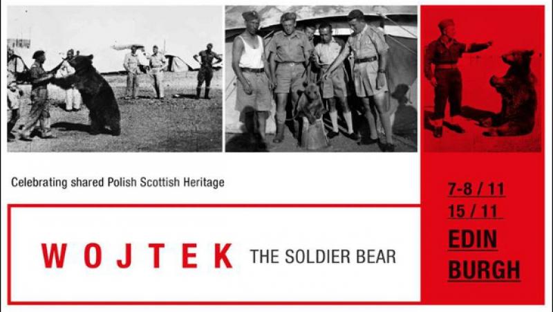 Войтэк – мядзведзь, які пайшоў на вайну Voytek the Soldier Bear [2011 г., Брытанія - Нямеччына - Польшча, дф]