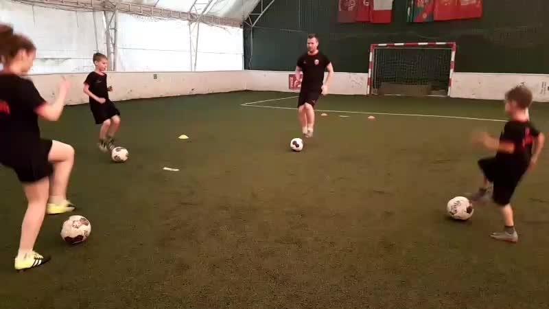 Футбольный лагерь | VBC - Live