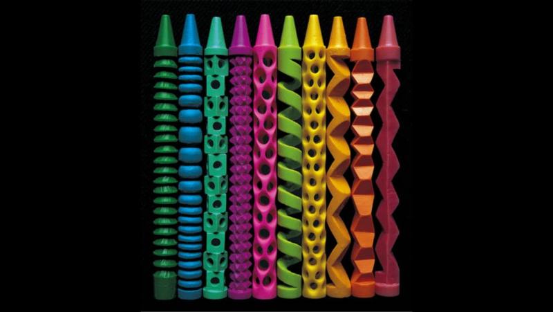 резьба по карандашам, урок 1(спираль)
