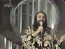 Demis Roussos Velvet Mornings Live Show RTVE. es Espagne 19 avril 1977