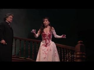 Natalie Dessay - Lucia mad scene - Met 2011