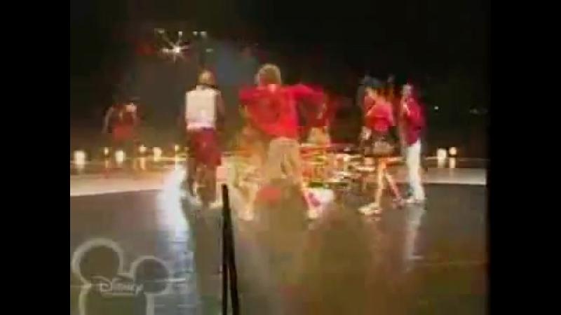 Концерт Классного Мюзикла в Латиноамерике 2 часть