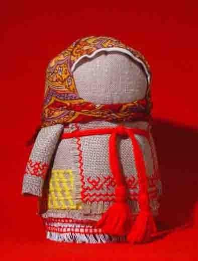 Обрядовые куклы Славянские обрядовые куклы.  B5MtCTUV9u8