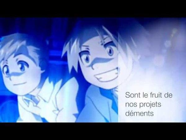 Fullmetal Alchemist - Mon Frère ( Bratja french lyrics ) Raven's Jig ( No Cover)