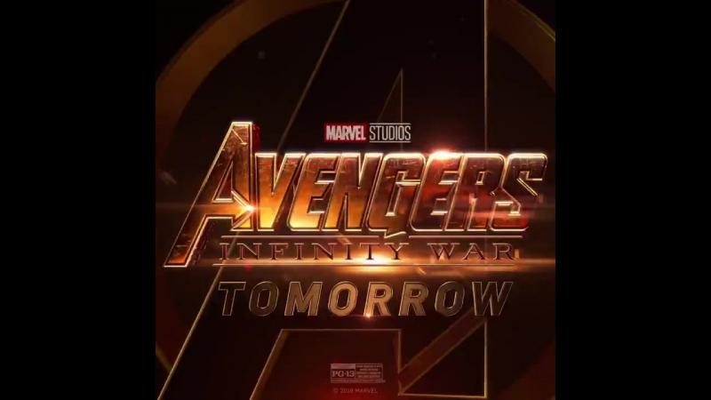 Мстители: Война бесконечности / Avengers: Infinity War (2018): Промо