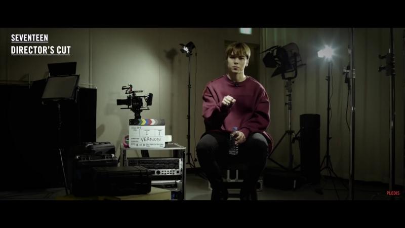 [VK] SEVENTEEN(세븐틴) Director's Interview TAKE1_VERNON