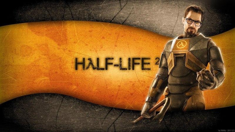 Half Life 2 Во славу Лямбды Стрим прохождение часть 1