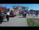 9 мая. Сбор на площади. Багратионовск.