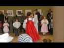 Елка в Воскресной школе. Видео 1