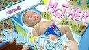УГАР Смешное видео Симулятор МАМЫ видео мультик для детей GameBox