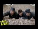 джентельмены удачи пародия 2017 плохой пример kino remix фильм Бегущий человек неудачный побег чико
