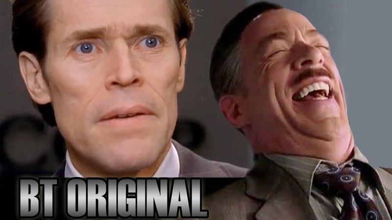 J. Jonah Jameson vs Norman Osborn Trailer (FUNNY)