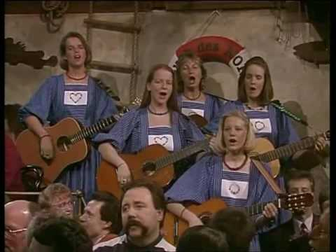 Mühlenhof-Musikanten - Nimm uns mit Kapitän auf die Reise 1981