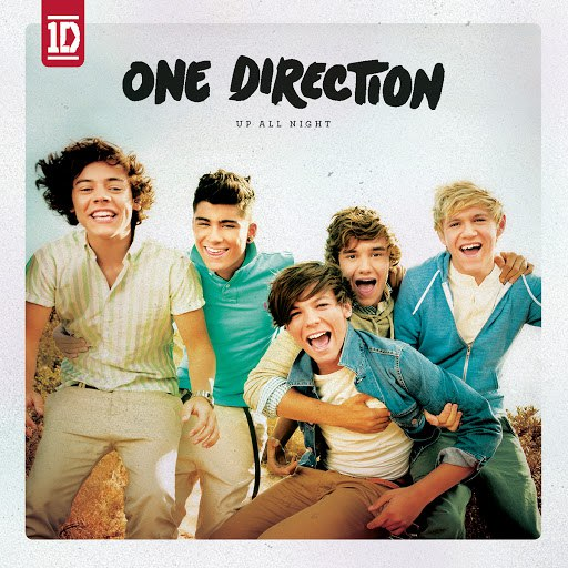 One Direction альбом Up All Night