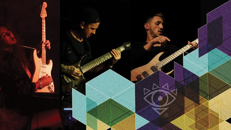 Yngwie Malmsteen Jason Richardson Angel Vivaldi @ Multiforo Tlalpan CDMX 2018